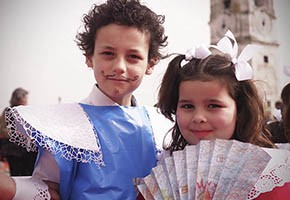 Carnaval em modo barroco!